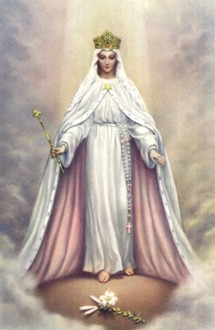 Mary, Immaculate Queen of the Universe